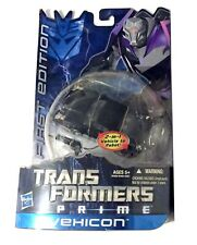 Transformers Prime Hasbro First Edition Vehicon