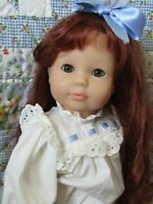 EEUC Vintage Gotz Brittany Doll & Full Outfit Displayed Only Adult Collector