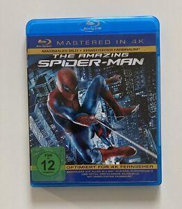The Amazing Spiderman- optimiert für 4K TOP Zustand