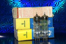 6x E90CC Siemens & Valvo Röhre Tube für Röhrenverstärker HiFi Audio Amplifier