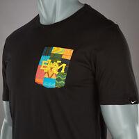 Nike sz S   Men's BHM Pocket T Shirt Tee NEW $40 810713 010 Black / Multi