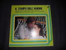 LINEA TRE COMPILATION IL TEMPO DELL'AMORE    LP