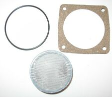 Riello Fuel Pump Strainer, Filter 3005719 w/ Gasket & O Ring FREE SHIP