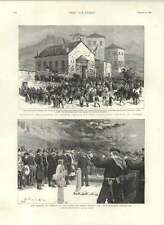 1892 Protestant Church Attacked Athens Provo Wallis Funeral