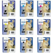 Genuine Epson T096 Multipack Ink Cartridges for Epson Photo R2880