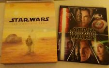 Star Wars: The Complete Saga 9-Disc Boxed Set+Target exclusive The Force Awaken