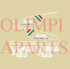 ASPES YUMA II SERIE '81 '82 ADESIVI STICKERS