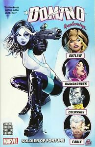 DOMINO: SOLDIER OF FORTUNE VOL 2 SIMONE~ MARVEL TPB NEW