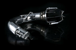Weapon R Polished Dragon Intake for 2006-2007 Chevy Hhr | Black 807-175-101