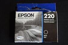 Epson T220120 DURABrite Ultra Standard Capacity Cartridge Ink, Black
