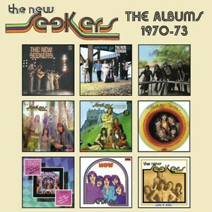 The New Seekers - Albums 1970-73 [New CD] UK - Import