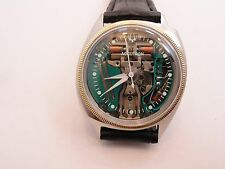 BULOVA ACCUTRON SPACEVIEW 214 MENS WATCH FULLY RESTORED READY TO WEAR