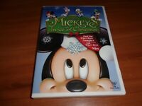 Mickey's Twice Upon A Christmas (DVD, Widescreen 2004) Disney