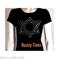 Star of David, Shield of David,  Magen David, Jewish, Zionism, Judaism T-Shirt