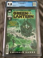 The Green Lantern #7 CGC 9.8 NM/M Grant Morrison Liam Sharp 2019 DC Comics
