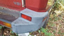 1998 LAND ROVER DISCOVERY RIGHT PASSENGER REAR BUMPER END CAP OEM 1994-1999