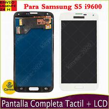 Pantalla LCD Para Samsung Galaxy S5 i9600 G900F Tactil Digitalizador Blanc AAA+