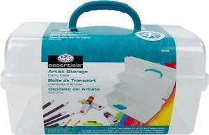 Royal & Langnickel Artist Supplies Storage Carry Box Case