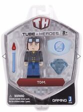 TUBE HEROES Dan TDM Figure Pack You Tube VERY RARE Collectible Toy - FAST POST