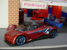 rare 2018 Hot Wheels MAZDA FURAI ❀satin red;blue j5❀Multi Pack Exclusive?❀LOOSE