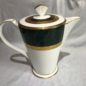 **IMMACULATE** Noritake 'Fitzgerald' Large Coffee Pot (Pat No. 4712)