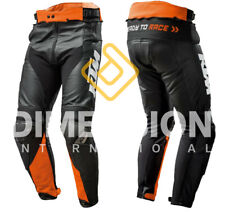 KTM Motegi Leather Pant KTM Motorcycle Leather Motogp Pant KTM Ready To Race