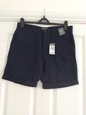Mens Primark Navy Shorts New Size 32""