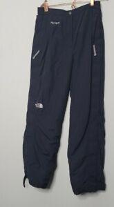 The North Face Womens Ski Pants Black Hyvent Snow Size M Medium