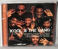 CD KOOL & THE GANG Icon Greatest Hits (2011 CANADA) NEW MINT SEALED