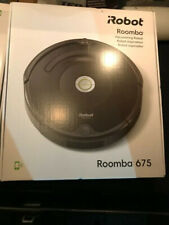 Brand New iRobot Roomba 675 Wi-Fi Connected Robot Vacuum Fast Shipping