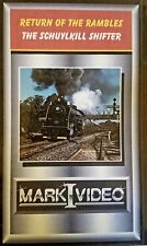 Mark I Video -  THE SCHUYLKILL SHIFTER + RETURN OF THE RAMBLES: READING 2102 DVD