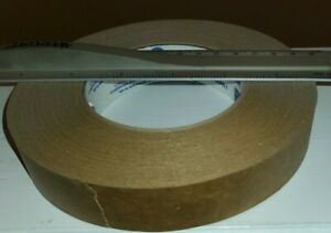 Pressure sensitive Tape for Athearn inserts and boxes 60 yards 1 inch wide