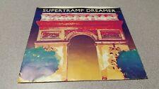 "Supertramp - Dreamer - 2269-S, Rock, Pop, 7"" 45 Vinyl Record"