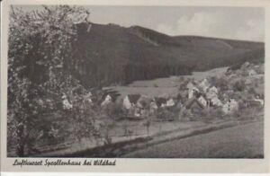 Sprollenhaus bei Wildbad im Schwarzwald ngl 76.746