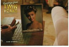 TWIN PEAKS GOLD BOX POSTCARD #19 LAURA PALMER PHOTOGRAPH POST CARD