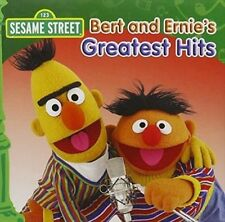 Bert & Ernie's Greatest Hits by Sesame Street (CD, Jul-2014)