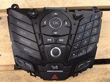 Ford Fiesta Mk9 Radio Buttons 2014