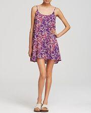 NEW Free People Slip Dress Printed Emily $68 y208
