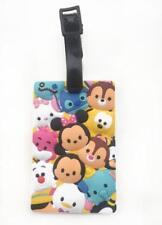 Disney TSUM tsum MICKEY silica gel luggage tags Baggage Tag brand anime new