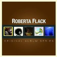 "ROBERTA FLACK ""ORIGINAL ALBUM SERIES"" 5 CD NEUF"