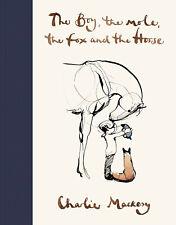 The Boy, The Mole, The Fox and The Horse by Charlie Mackesy - Hardcover