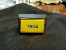 """Video slot machine button  """"Take"""""""