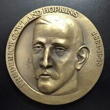NOBEL PRIZE MEDICINE 1929 / FREDERICK HOPKINS / ENGLISH BIOCHEMIST VITAMIN / M79