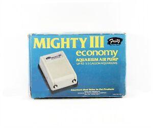 Fritz Mighty III Aquarium Air Pump - Model 169FM103 - Brand New