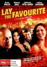 Lay The Favourite DVD BRAND NEW RELEASE COMEDY Film Rebecca Hall Bruce Willis R4