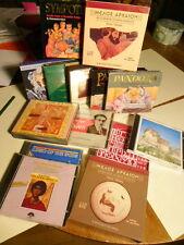 CD Sammlung griechischer,byzantiner,sekulärer oder orthodoxer Musik 18 CD's