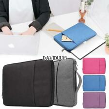 "Universal Sleeve Case Shockproof Carry Bag Pouch For 10"" 11"" 12"" 13 14 15 Laptop"