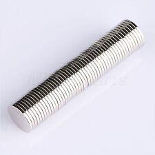 15x1.5mm Strong Magnet N35 Bulk Round Disc Cylinder Rare Earth Neodymium 50PCS