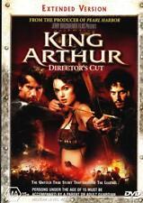 King Arthur (Director's Cut) (Extended Version)  - DVD - NEW Region 4