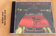 Young Heart Attack – Mouthful Of Love-Starlite - 10 titres - Boitier neuf - CD